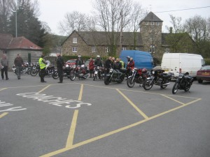 Chagford and Beyond Ride